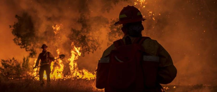 CAL Fire Statewide Fire Summary as of Sept. 12