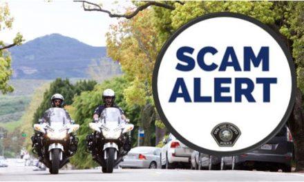 SLOPD Phone Scam Warning